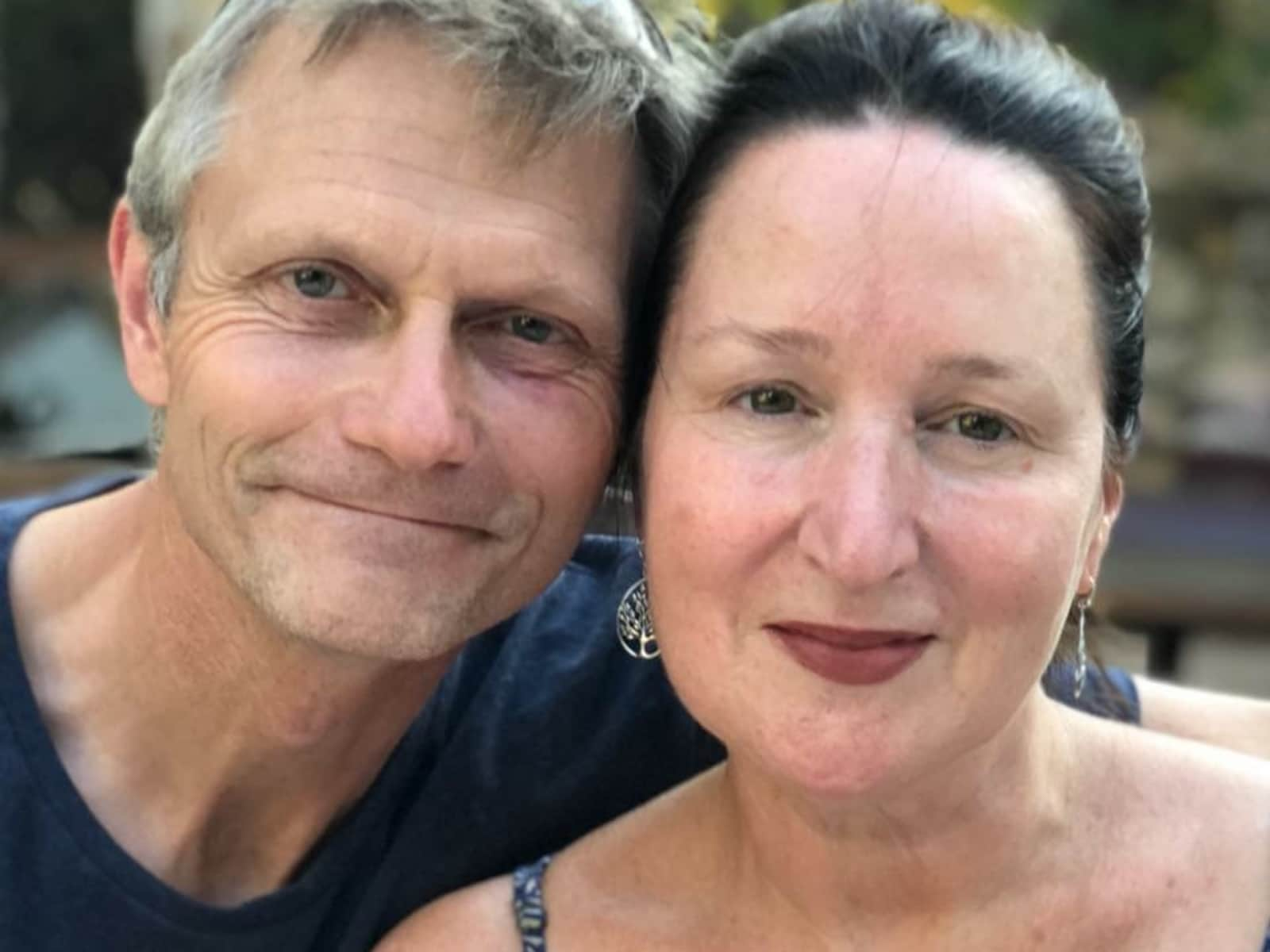 Christine & Mick from Bundanoon, New South Wales, Australia