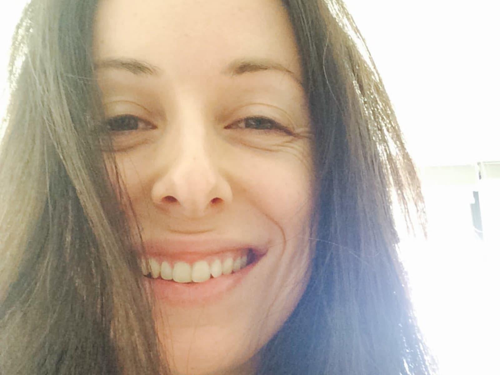 Lynette from Melbourne, Victoria, Australia