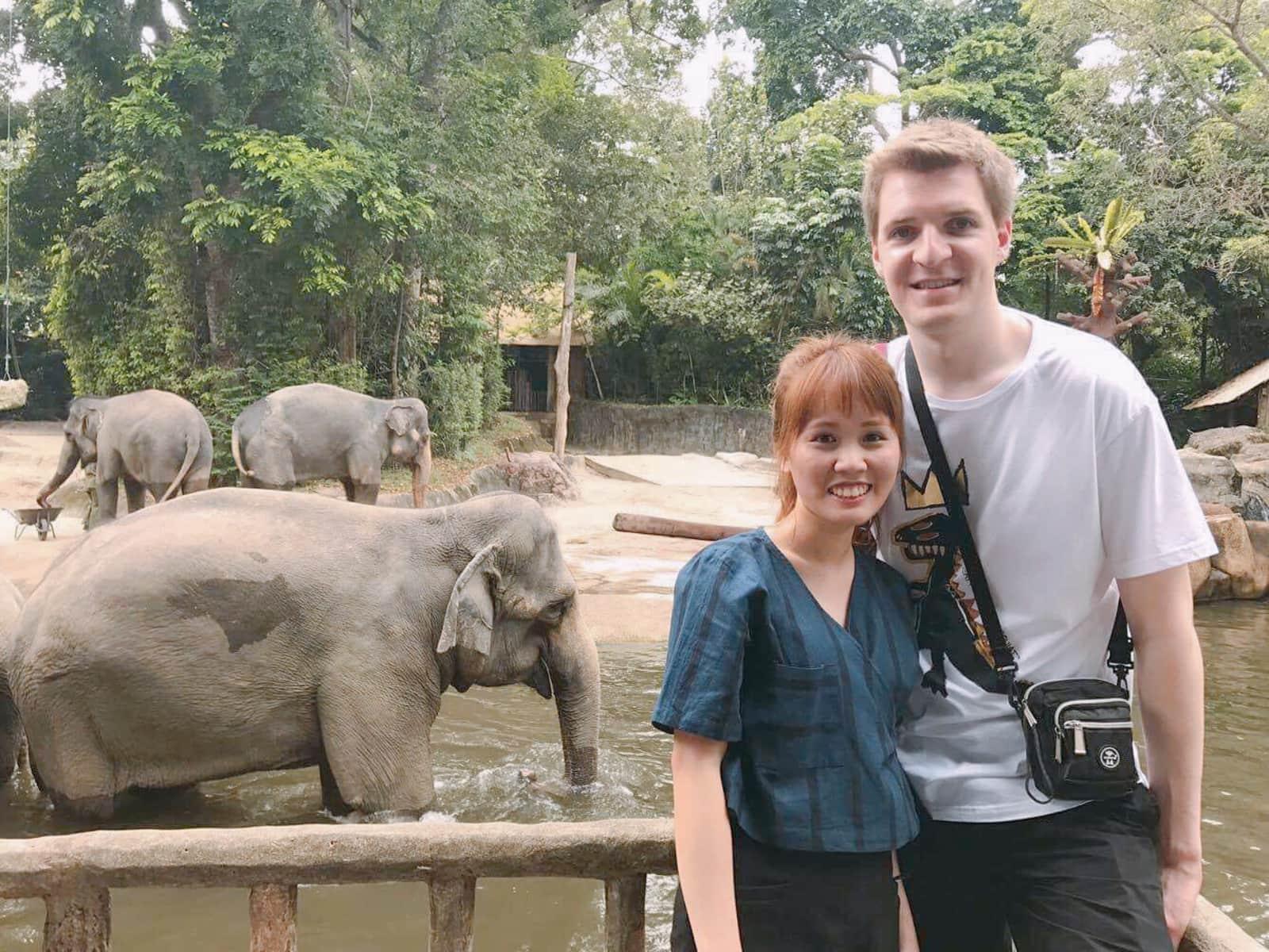 Conrad & Molly from Melbourne, Victoria, Australia