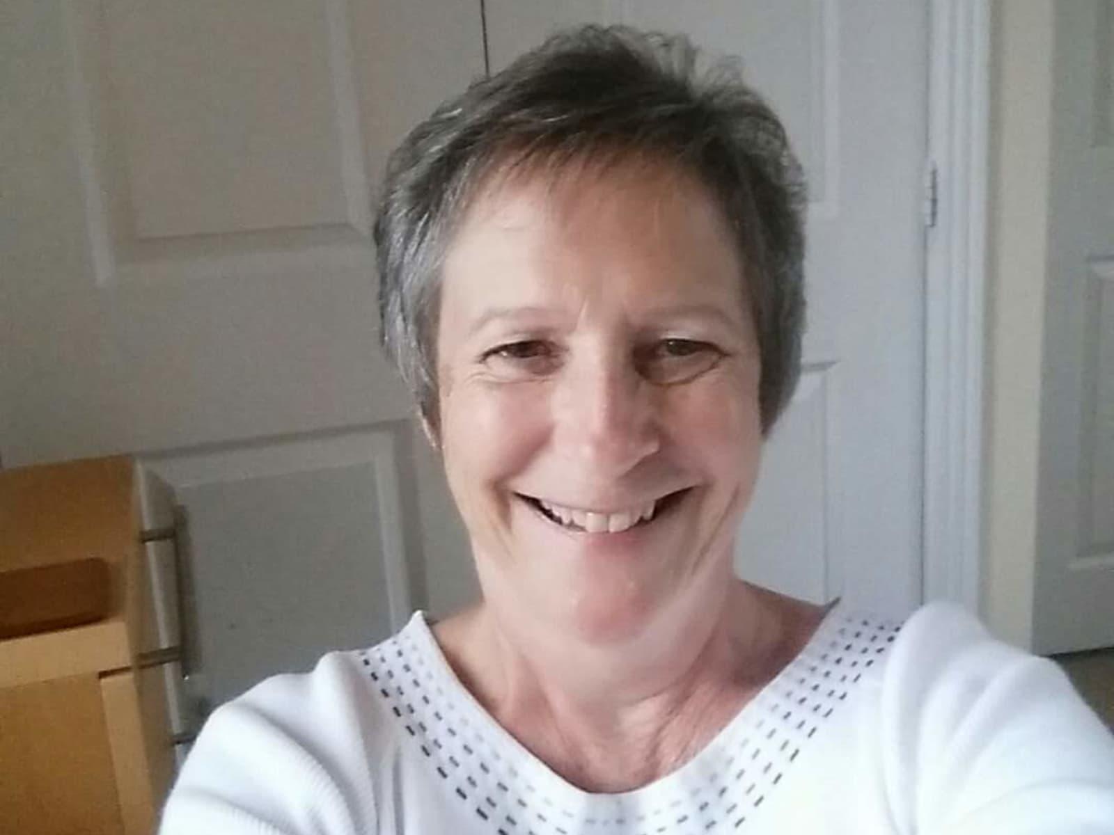 Lorraine from Swansea, United Kingdom