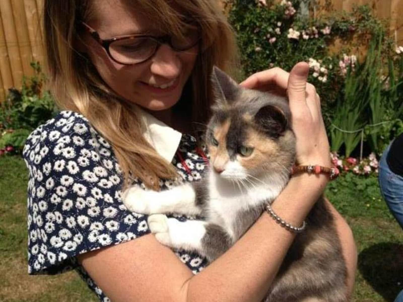 Annie from London, United Kingdom