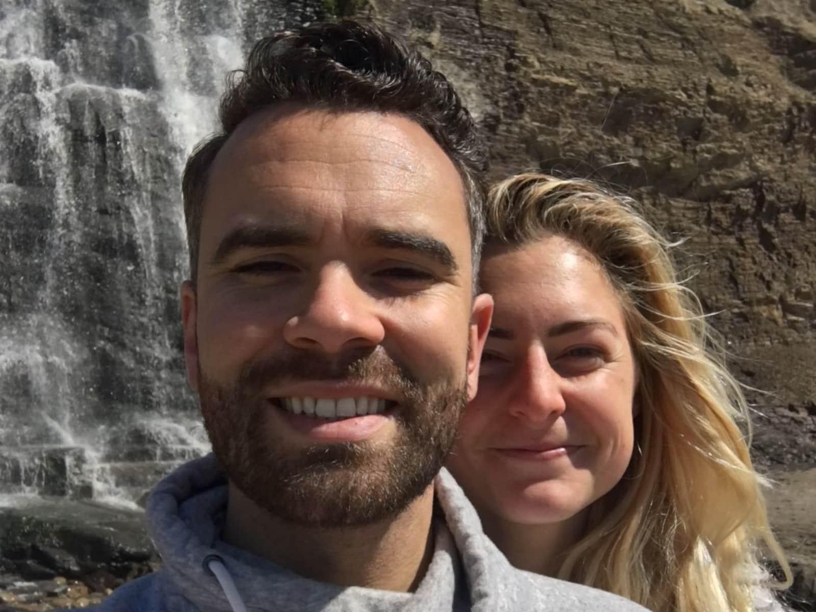 Josephine & Ryan from San Francisco, California, United States