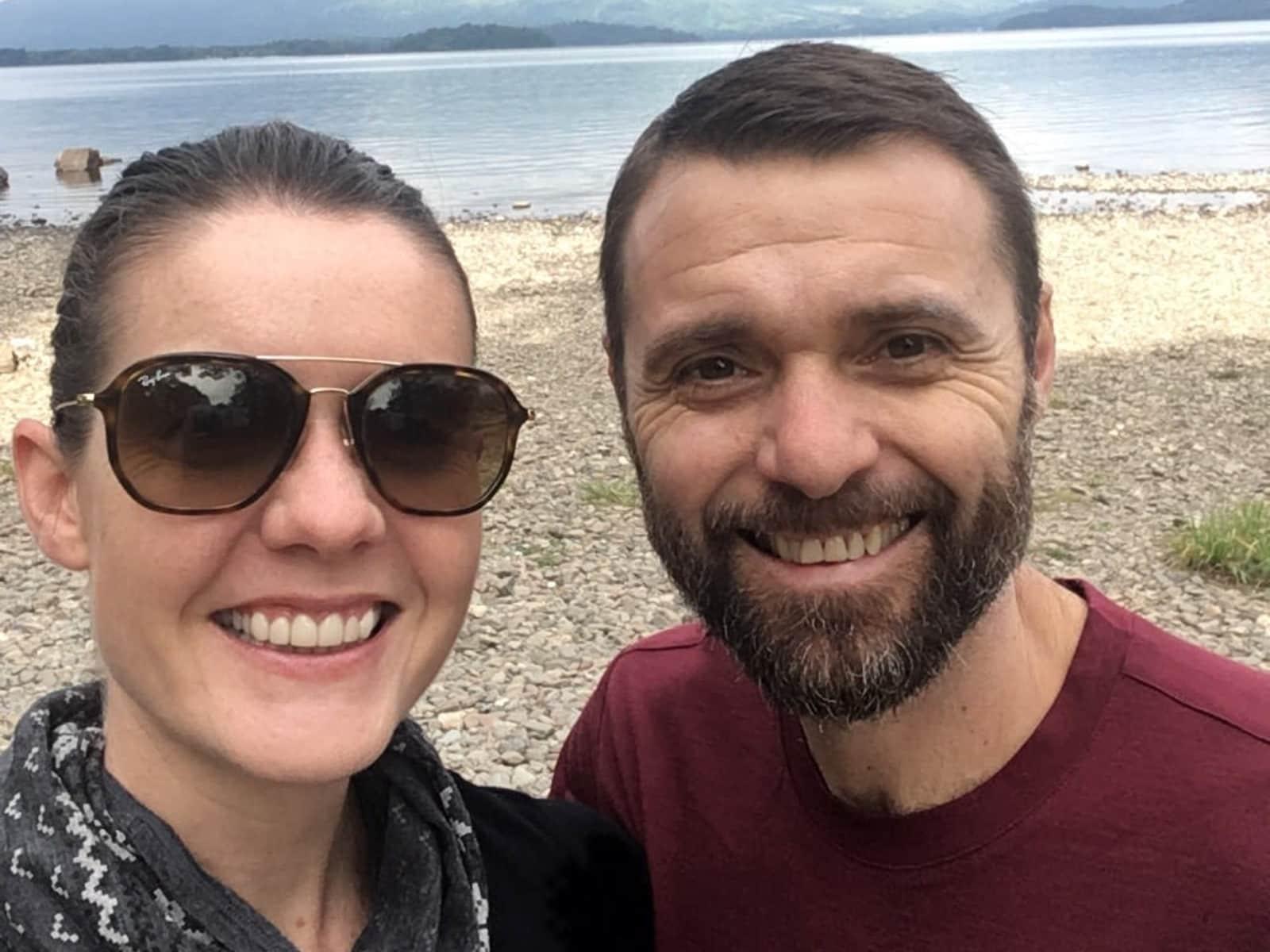 Claire & Thomas from Gold Coast, Queensland, Australia