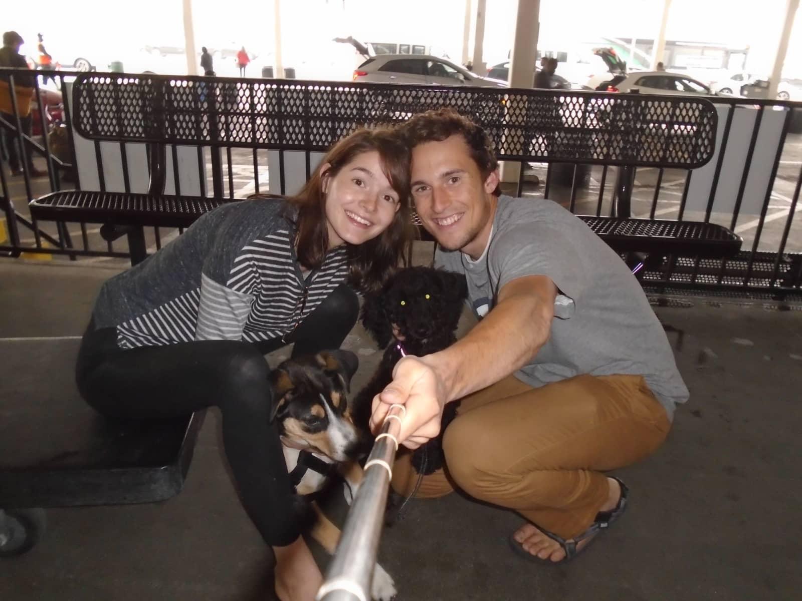 Lucas & Kiaya from Lehi, Utah, United States