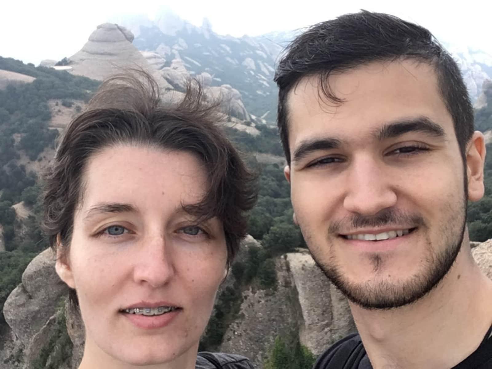 Judith & Antonio from Barcelona, Spain