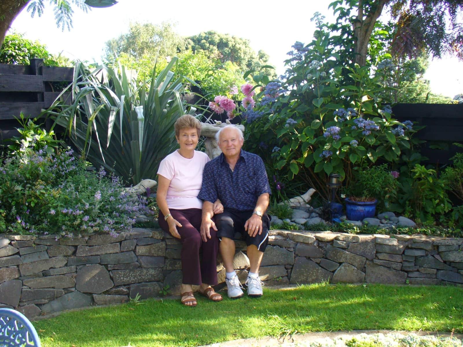 David & Gaylene from Tauranga, New Zealand