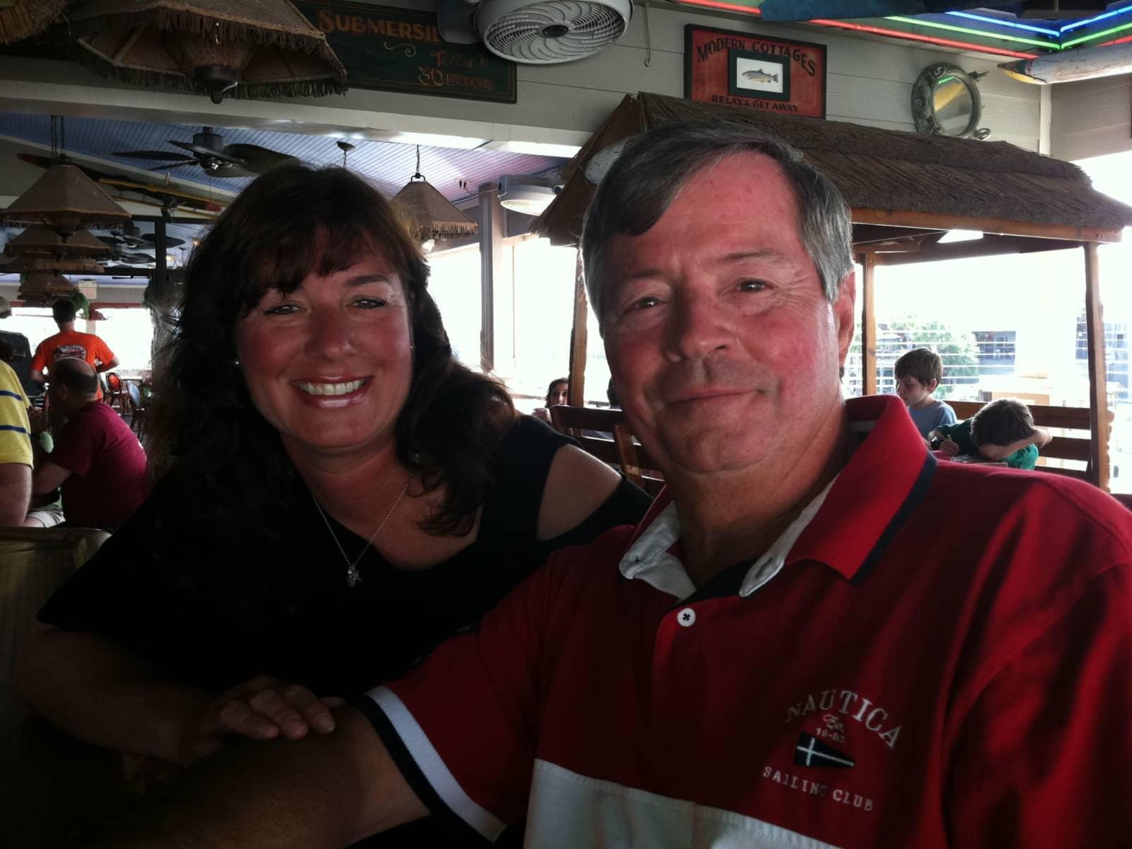 Chris & Christine from Longboat Key, Florida, United States