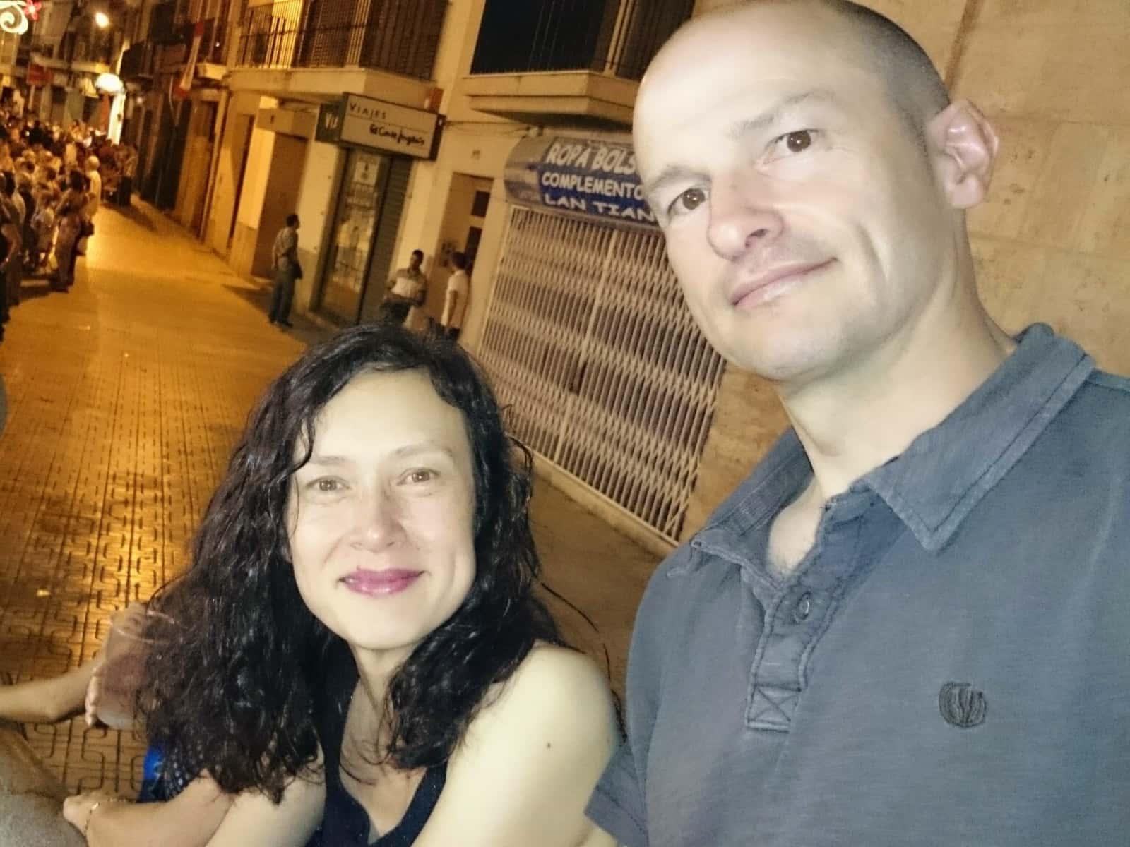 Elaine & Laurence from Settle, United Kingdom