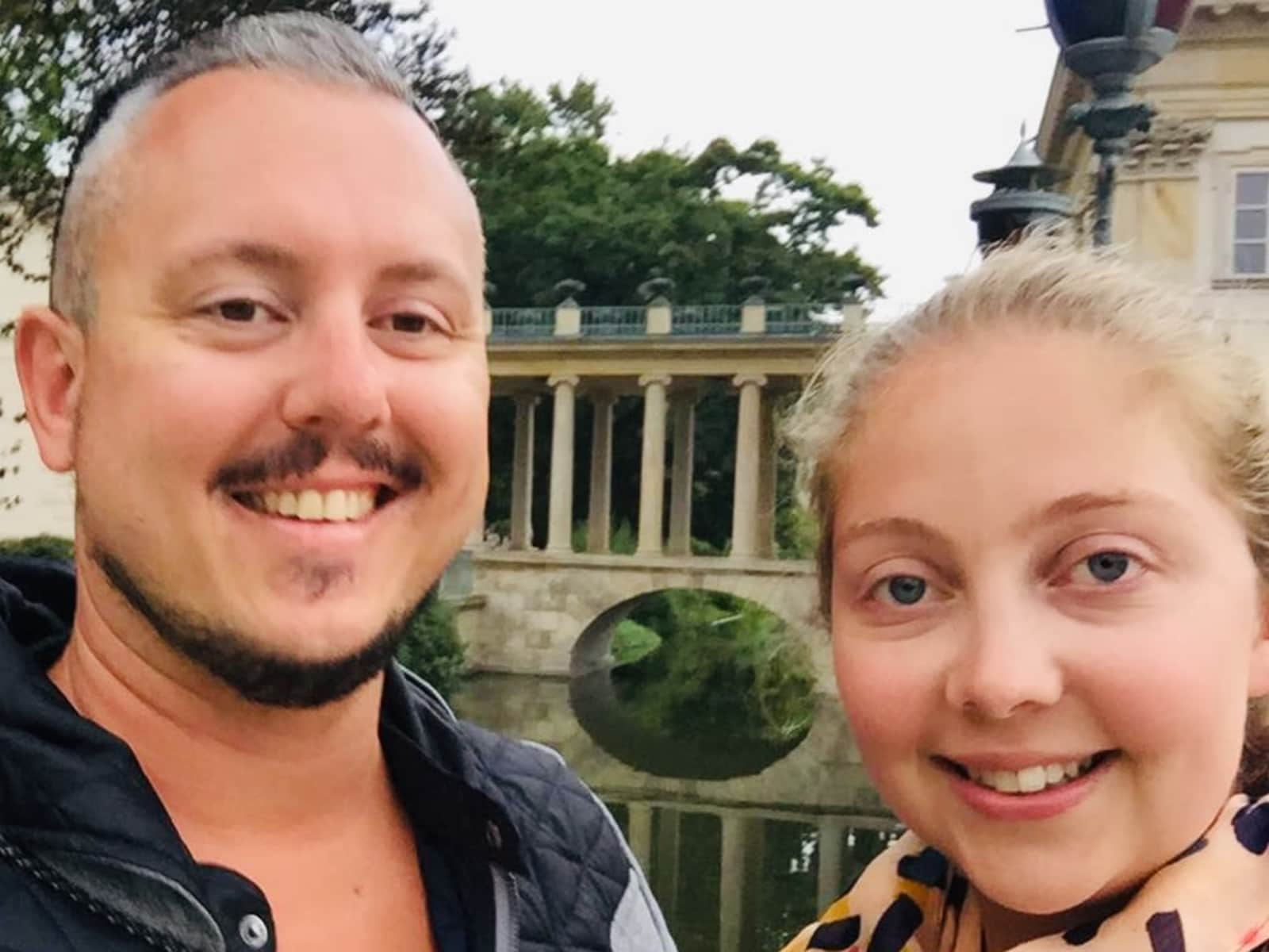 Natalie & Dominik from London, United Kingdom