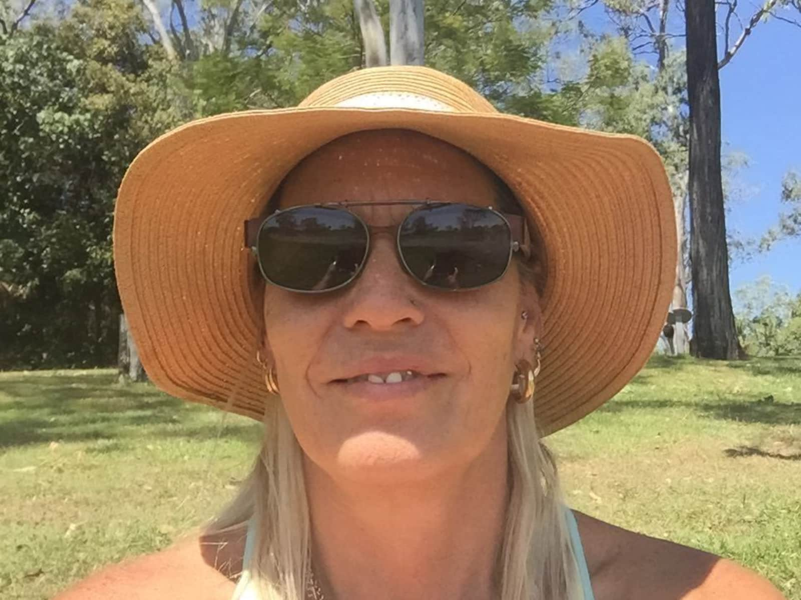 Carol from Townsville, Queensland, Australia