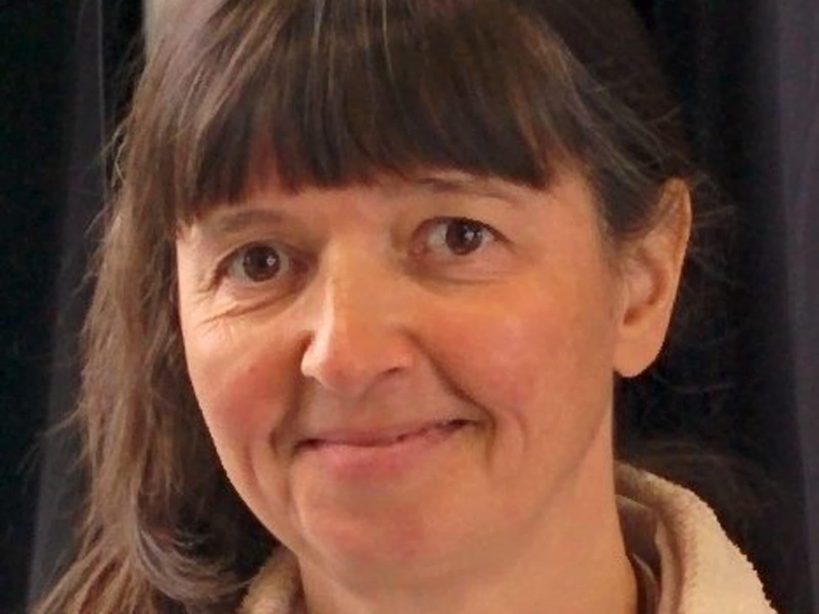 Mariann from High Wycombe, United Kingdom