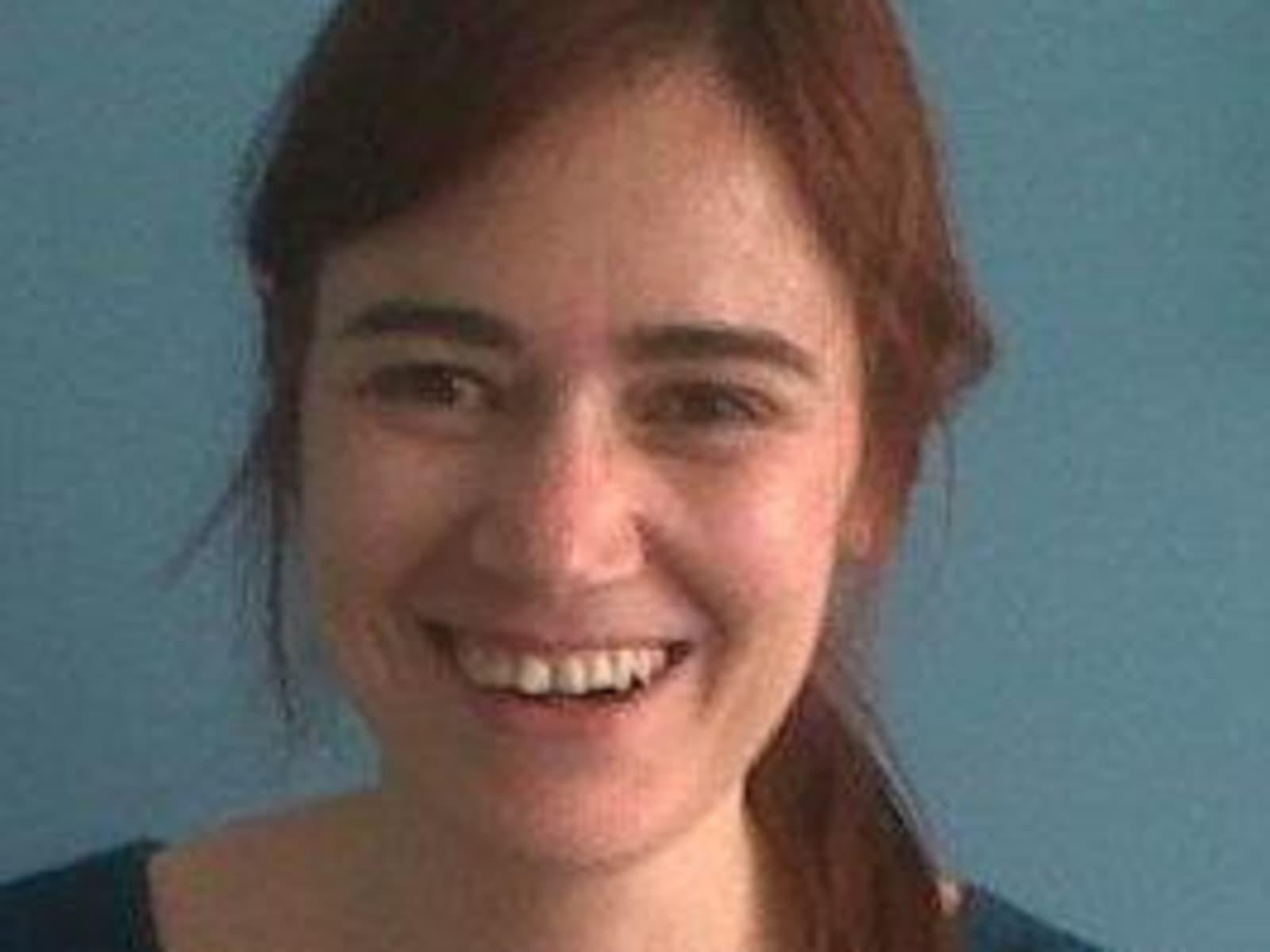 Claudia from London, United Kingdom