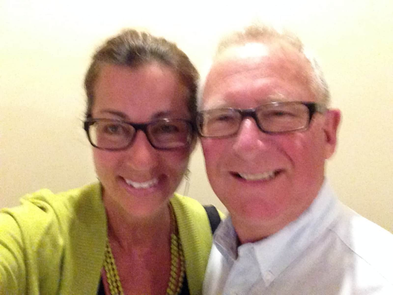 Liz & Frank from Cornwall, Ontario, Canada