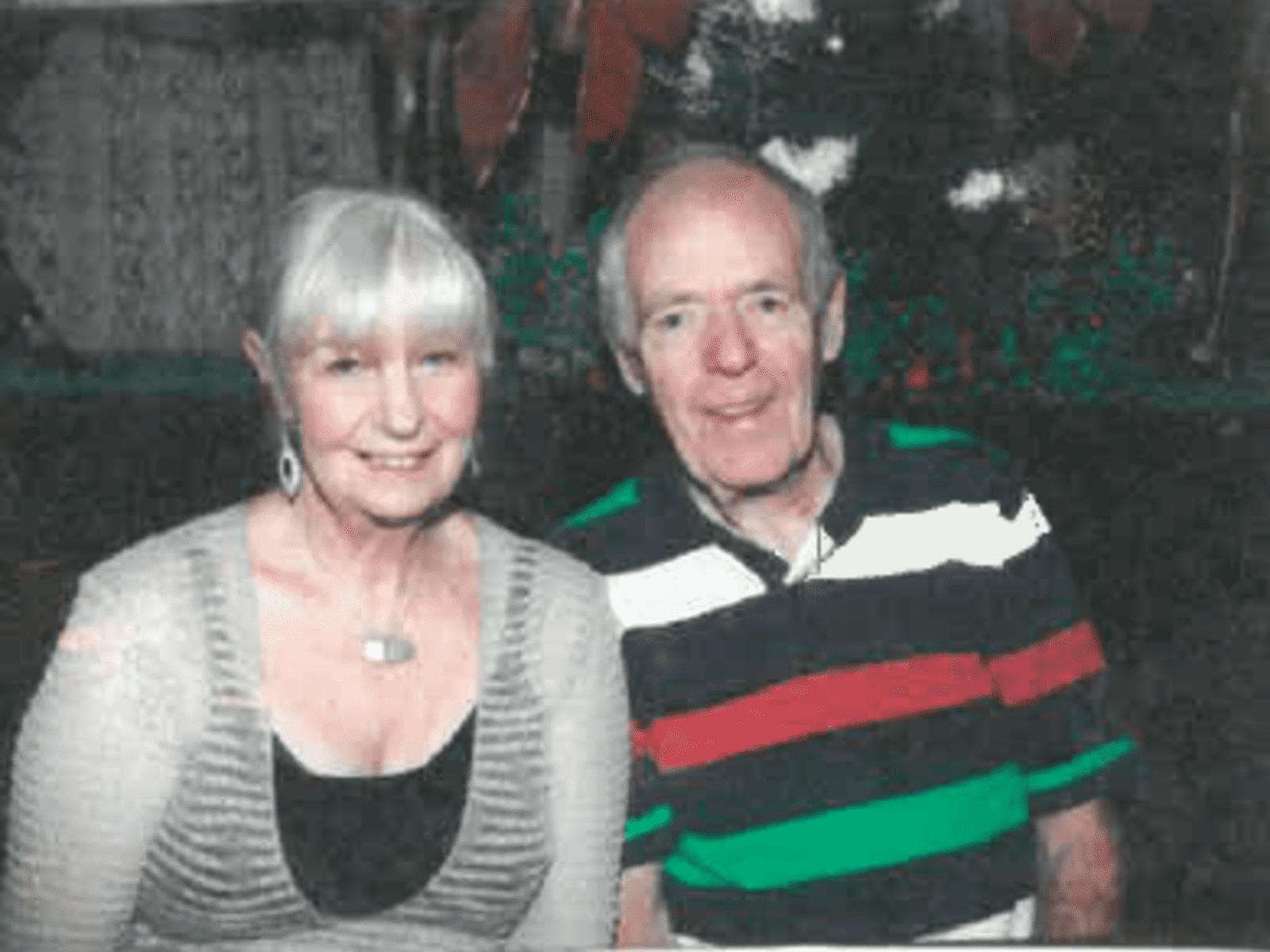 Marie & Ronald from Melbourne, Victoria, Australia