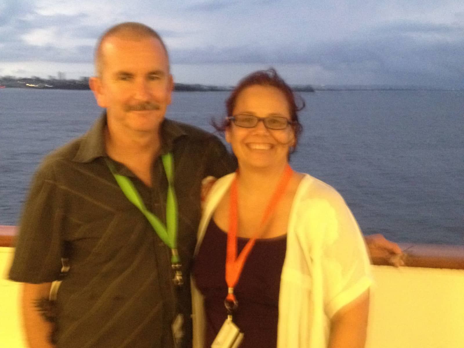 Craig & Michele from Brisbane, Queensland, Australia