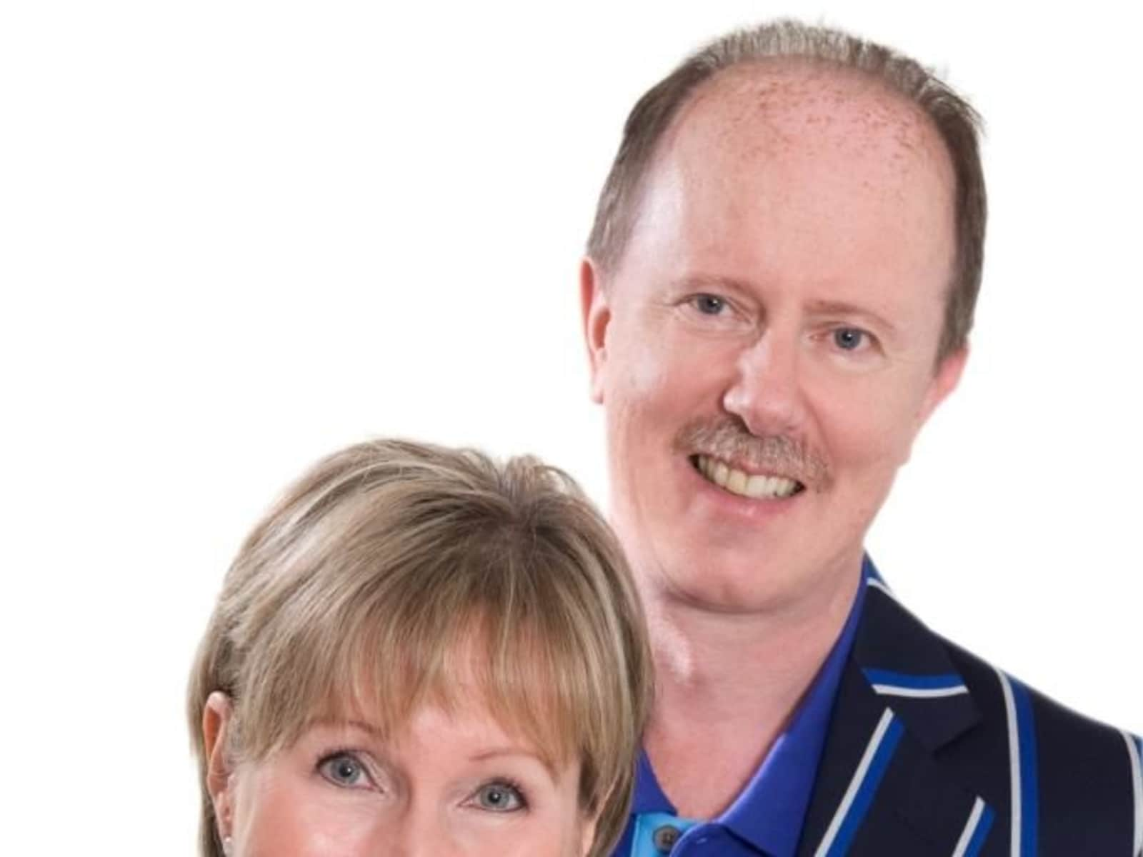 "Vinden & Yvonne (""eve"") from Cheltenham, United Kingdom"