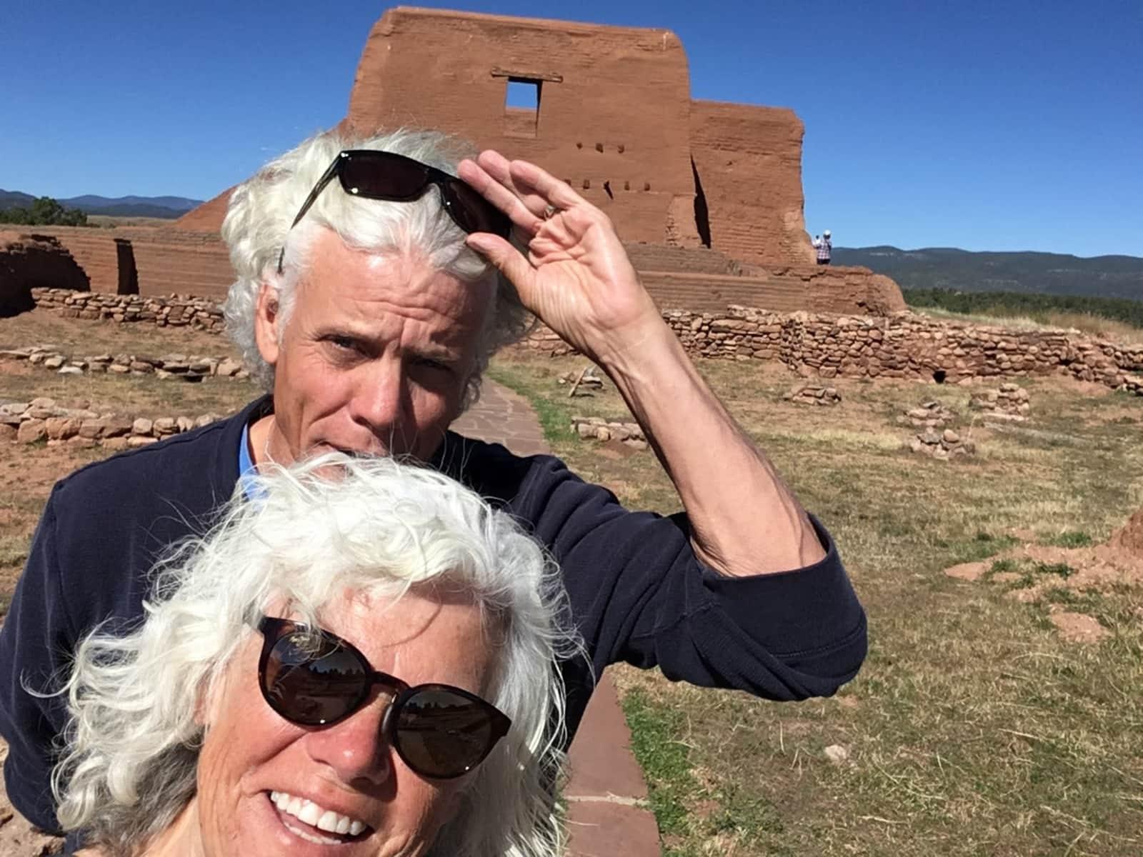 Diane & Bruce from Vesuvius, British Columbia, Canada