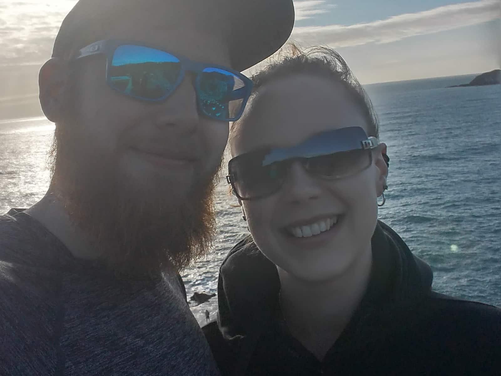Nichole & Richard from Auckland, New Zealand