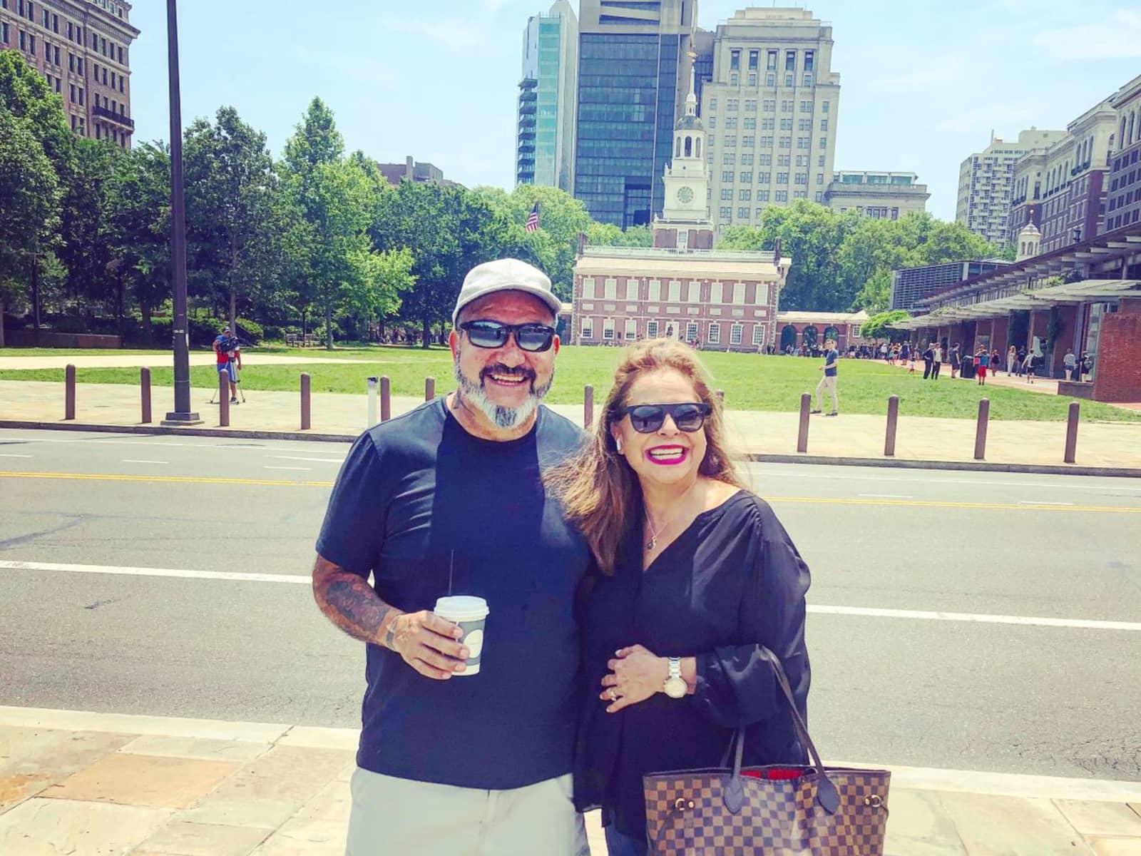 Rachel & Hugo from Seattle, Washington, United States