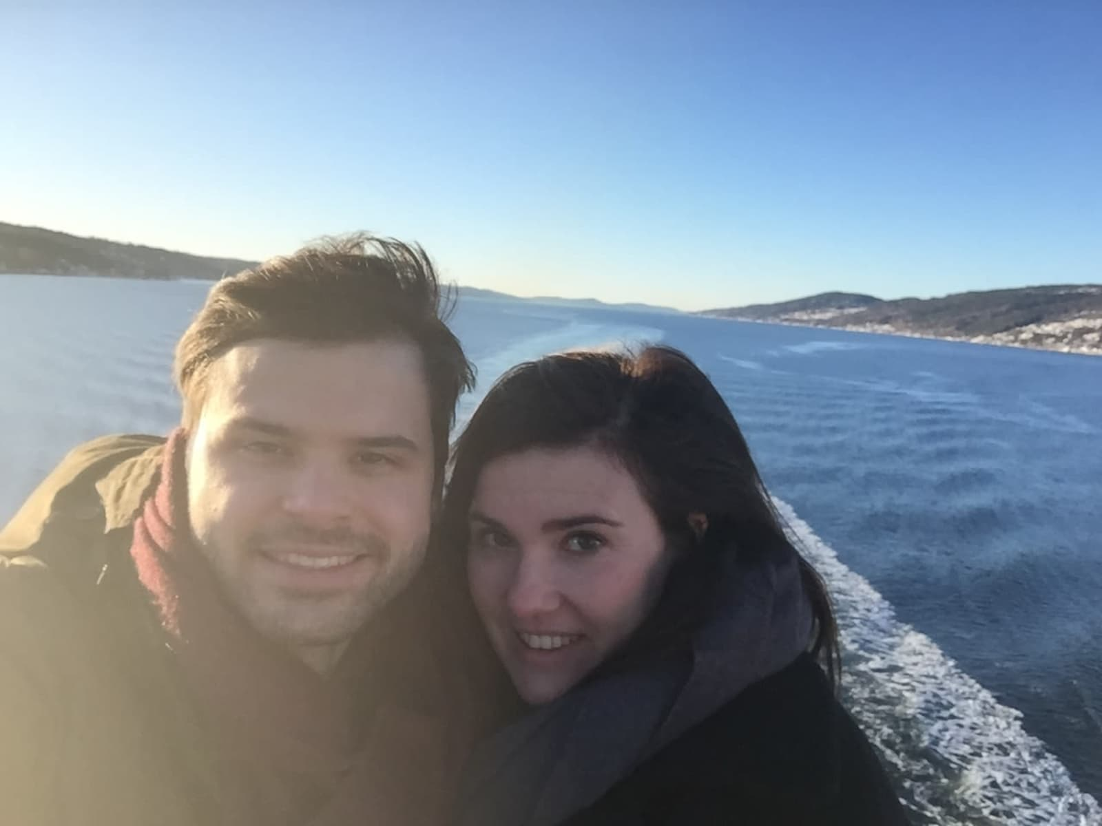 Sarah & Josef from London, United Kingdom