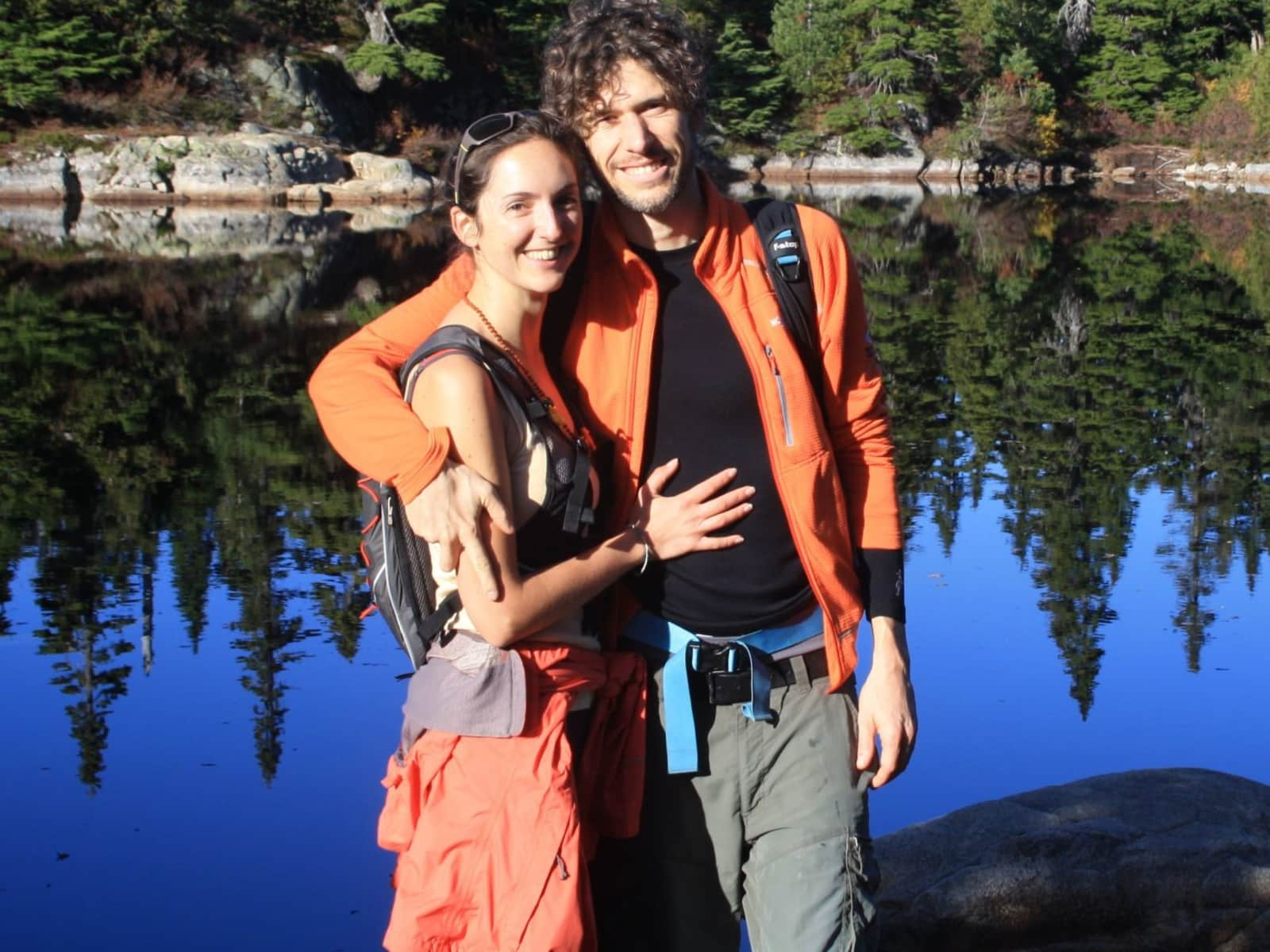 Aurelie & Thomas from Vancouver, British Columbia, Canada