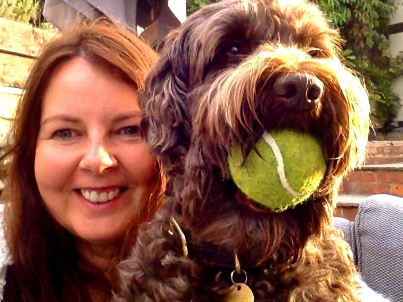 Stella from Cheltenham, United Kingdom