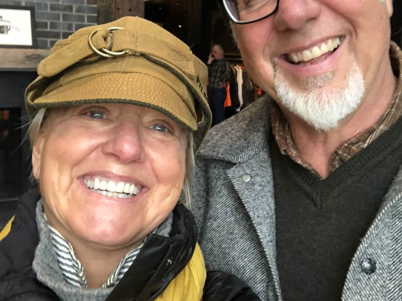 Krisanne & Ron from Port Townsend, Washington, United States