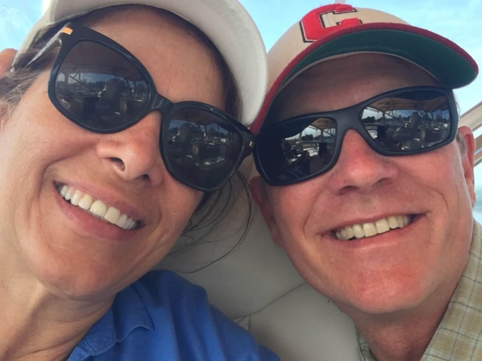 Amy & Fred from Oceanside, California, United States