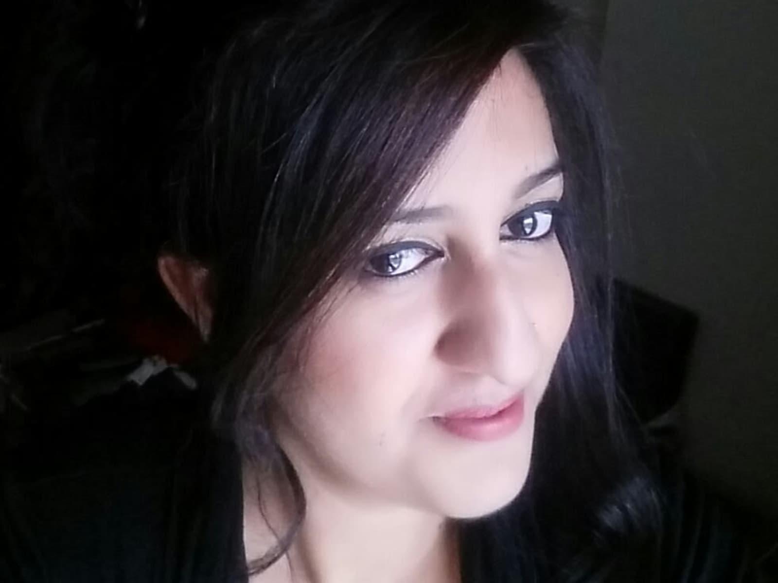 Huma from Dubai International Financial Centre, United Arab Emirates