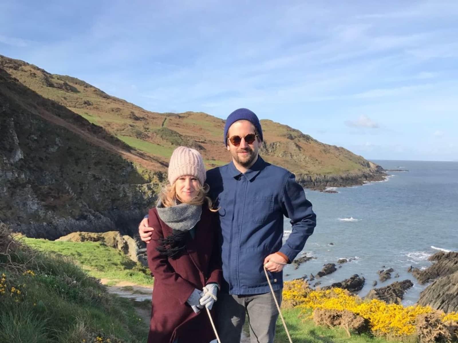 Tom & Emma from Norwich, United Kingdom