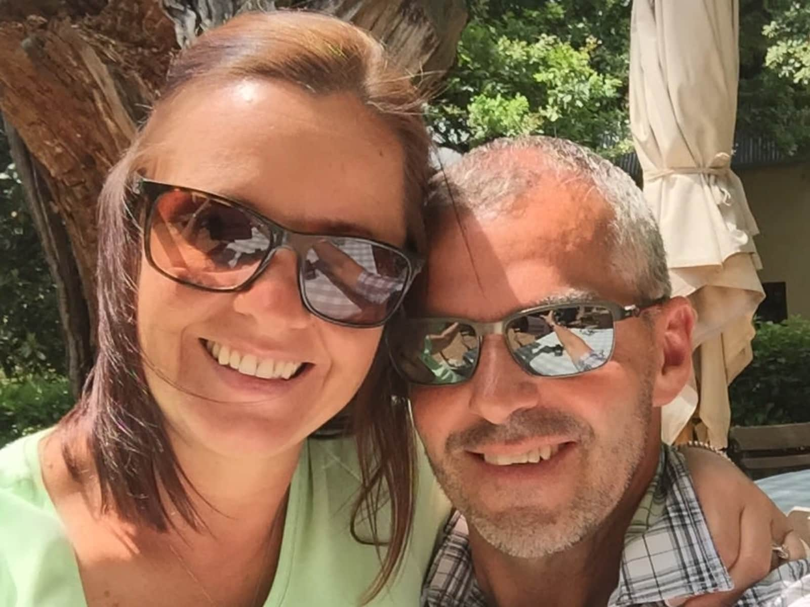 Michael & Julie from Southport, United Kingdom