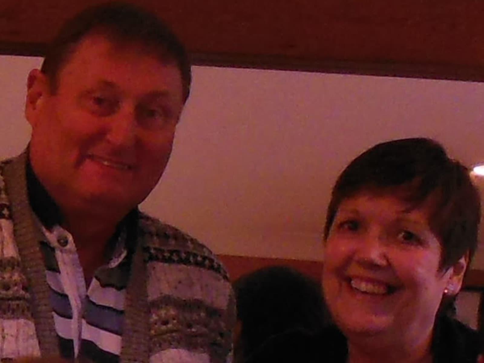 Rosemary & Peter from Fuengirola, Spain