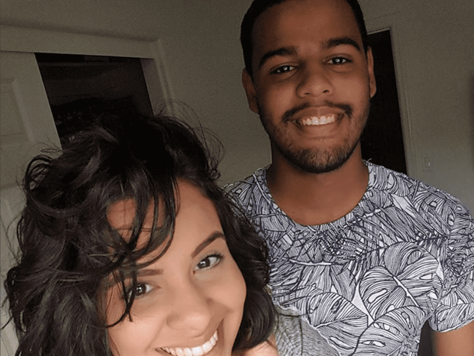 Anderson & Anyelle from Brasília, Brazil