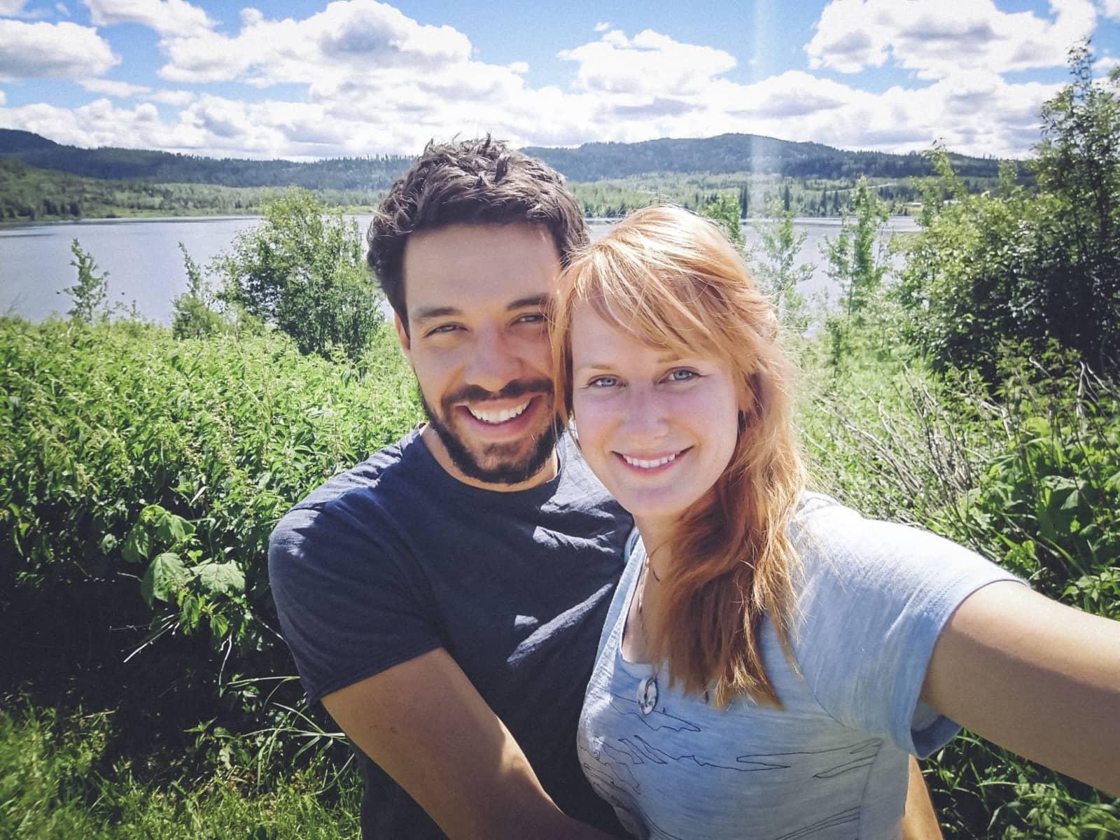 Martina & Lex from Calgary, Alberta, Canada