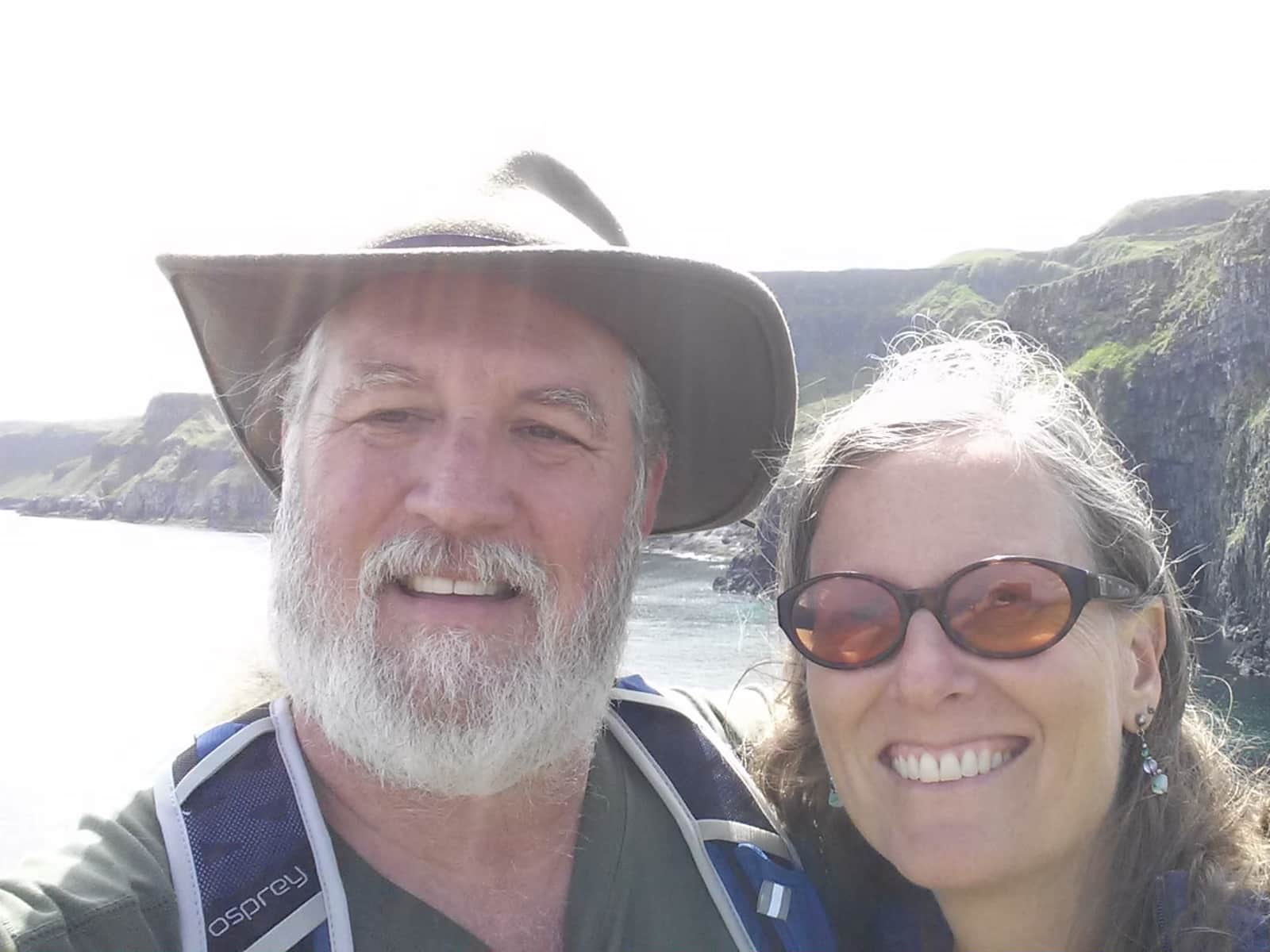 Julie & Tim from Sonoma, California, United States