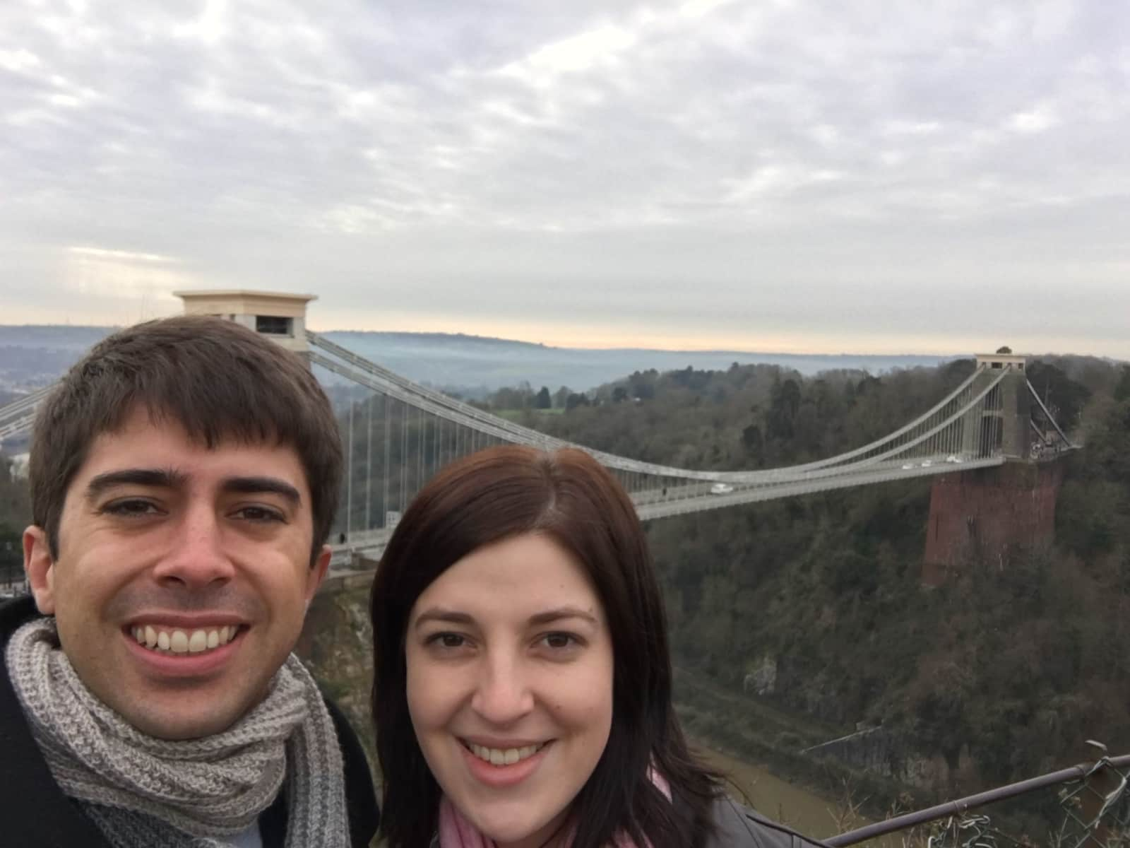 Adriaan & Tanya from Bristol, United Kingdom