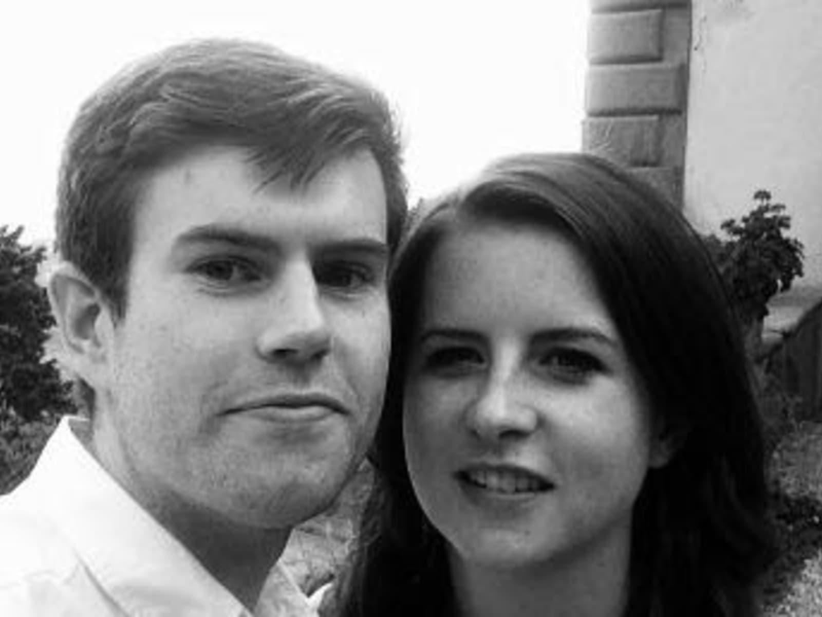 Kaylie & John from Reading, United Kingdom