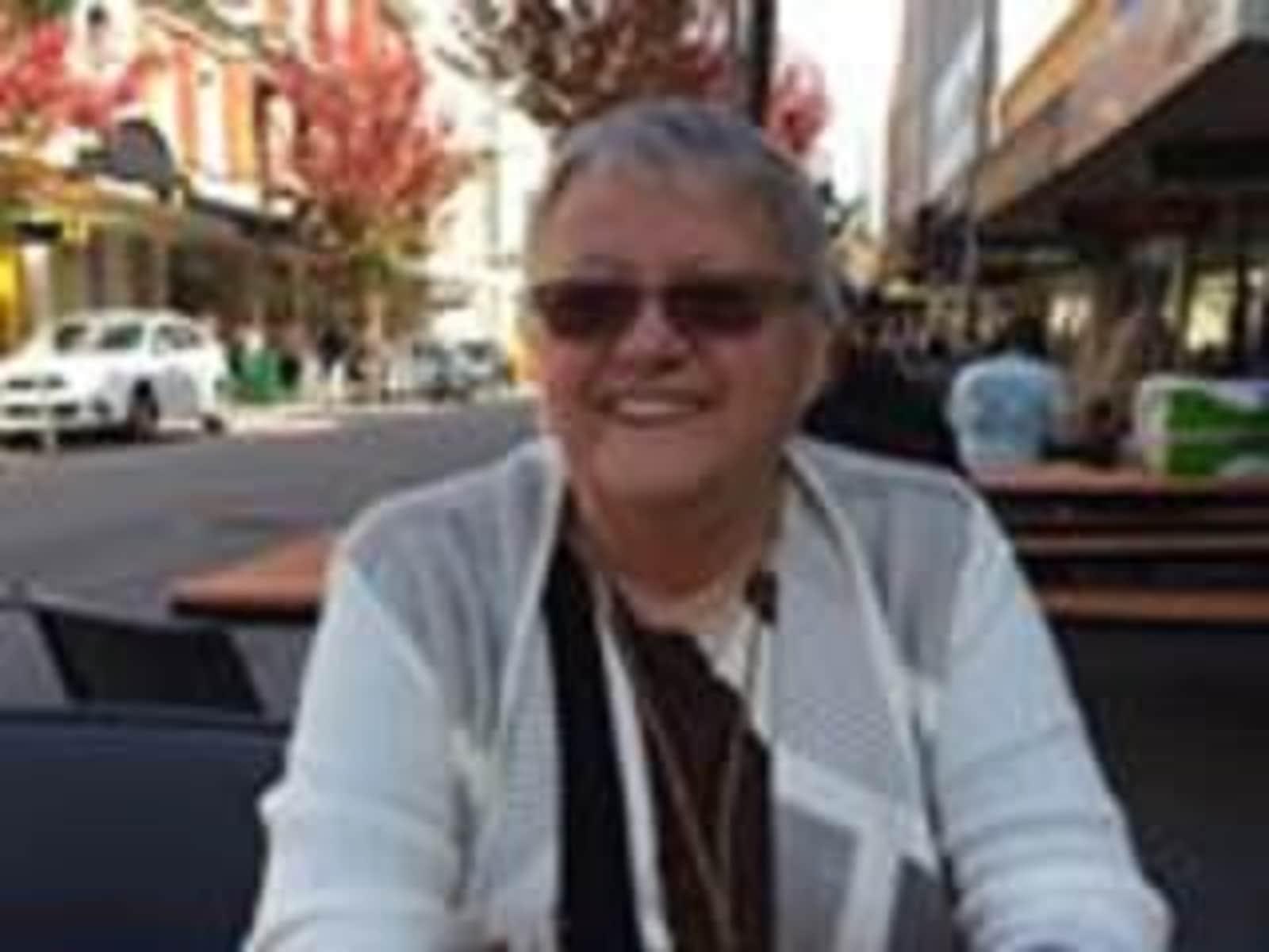 Christine from Hobart, Tasmania, Australia
