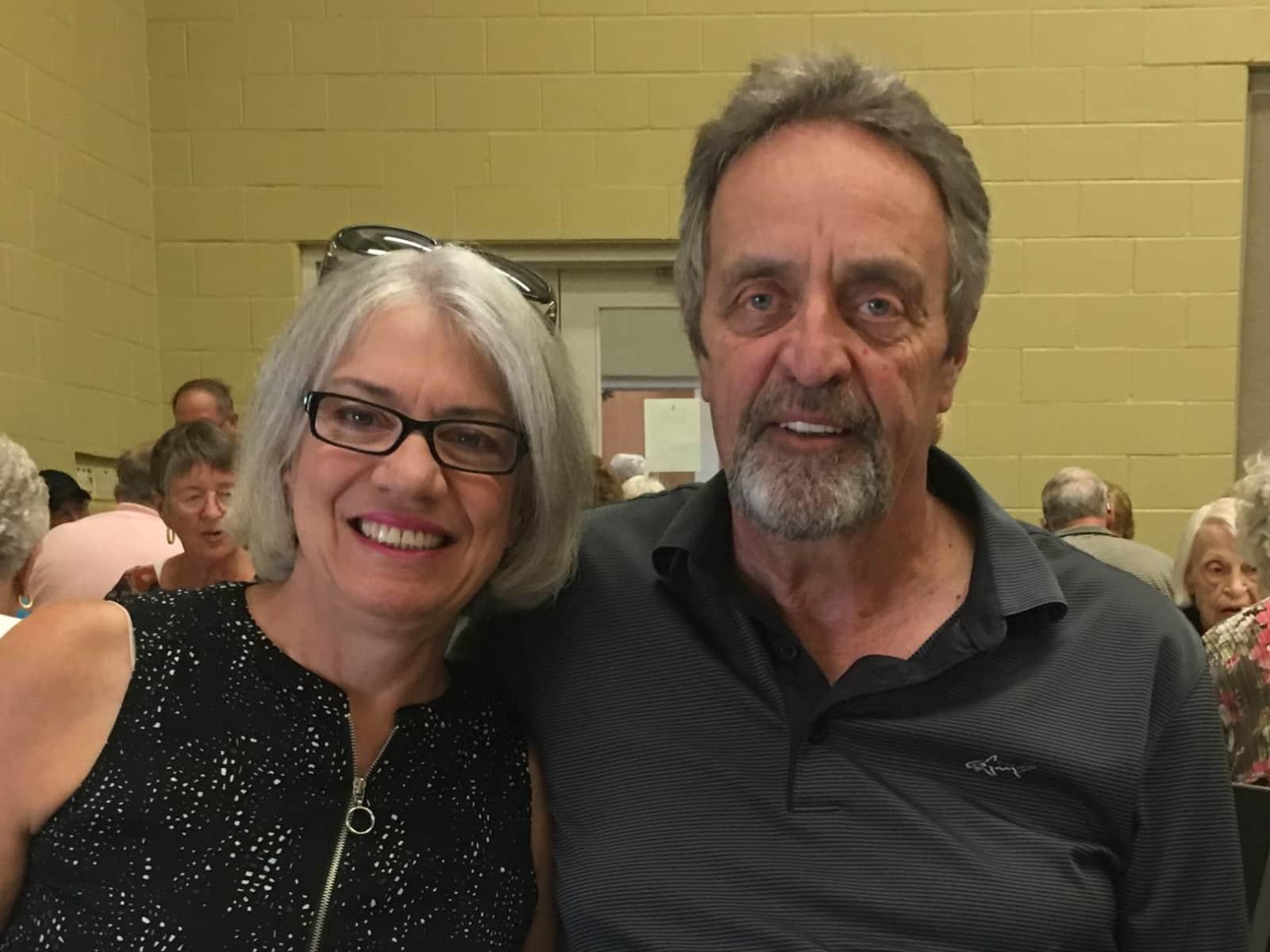 Rod & Christina from Sarnia, Ontario, Canada