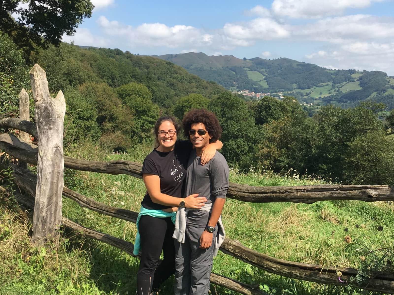 Jennifer & Francisco javier from Ubud, Indonesia