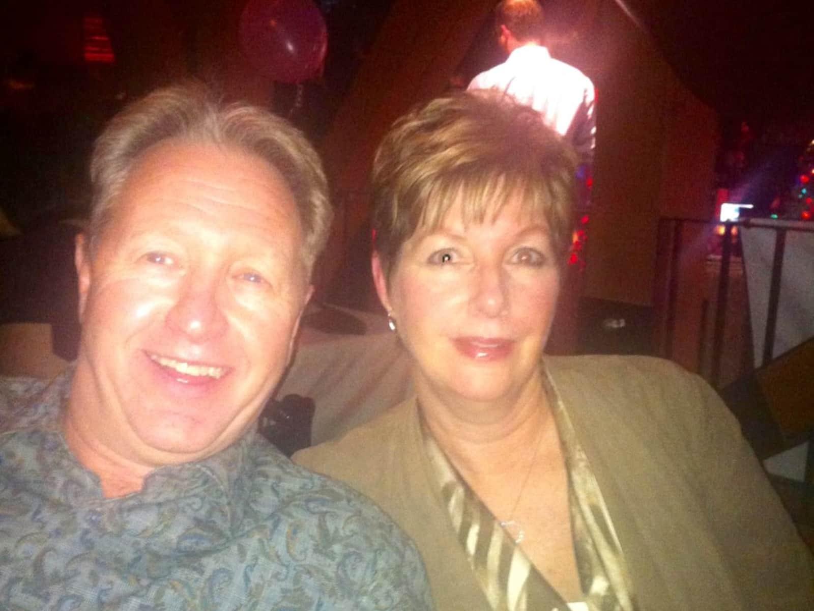 Catherine & Stewart from Calgary, Alberta, Canada