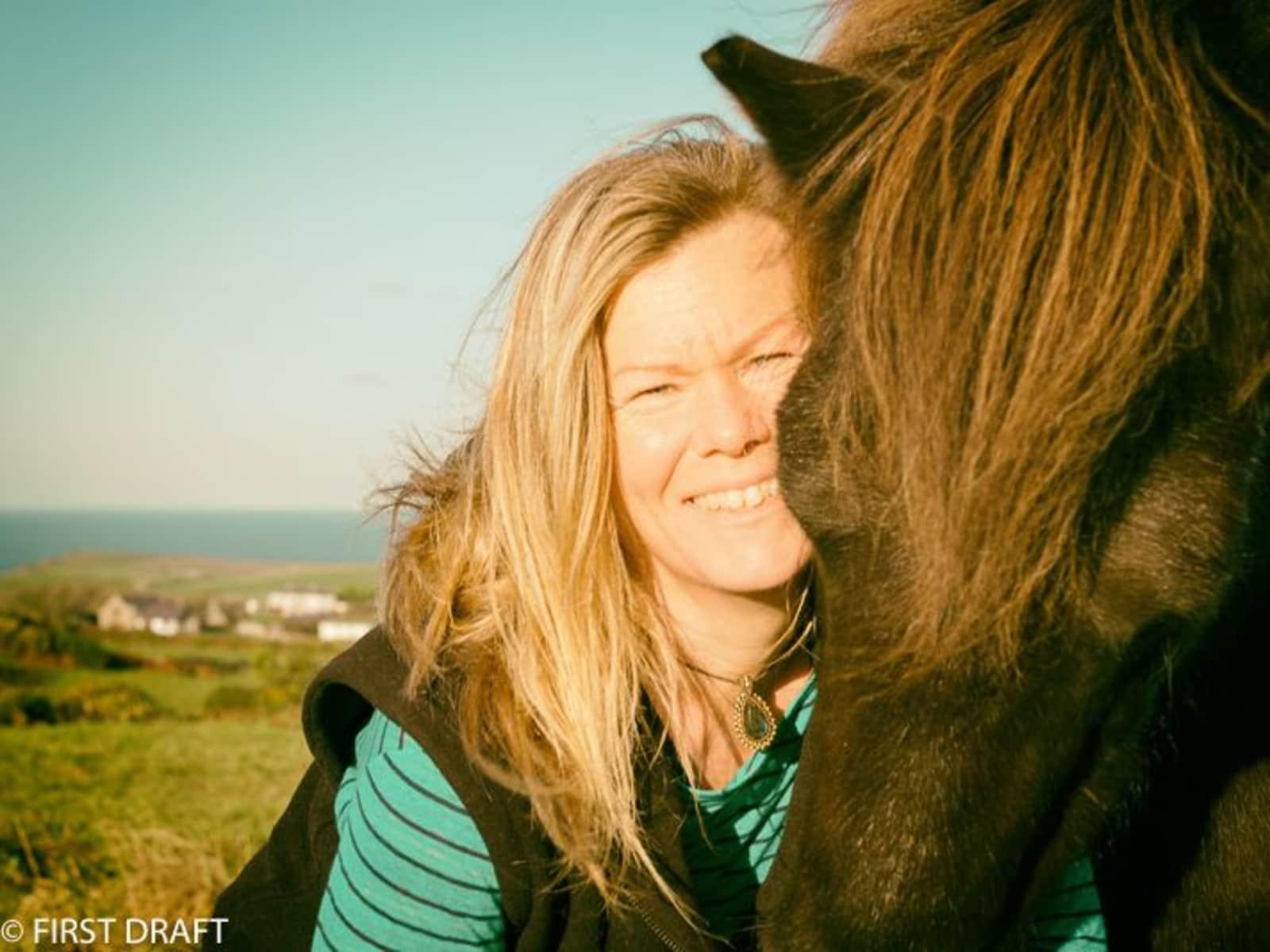 Liz from Holyhead, United Kingdom
