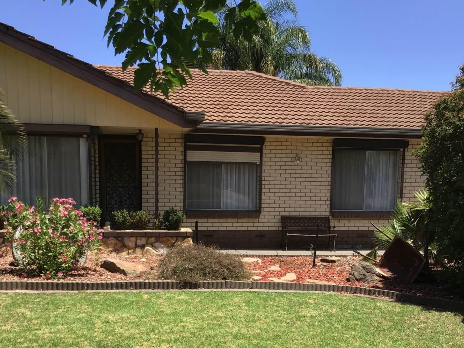 Housesitting assignment in Salisbury East, South Australia, Australia