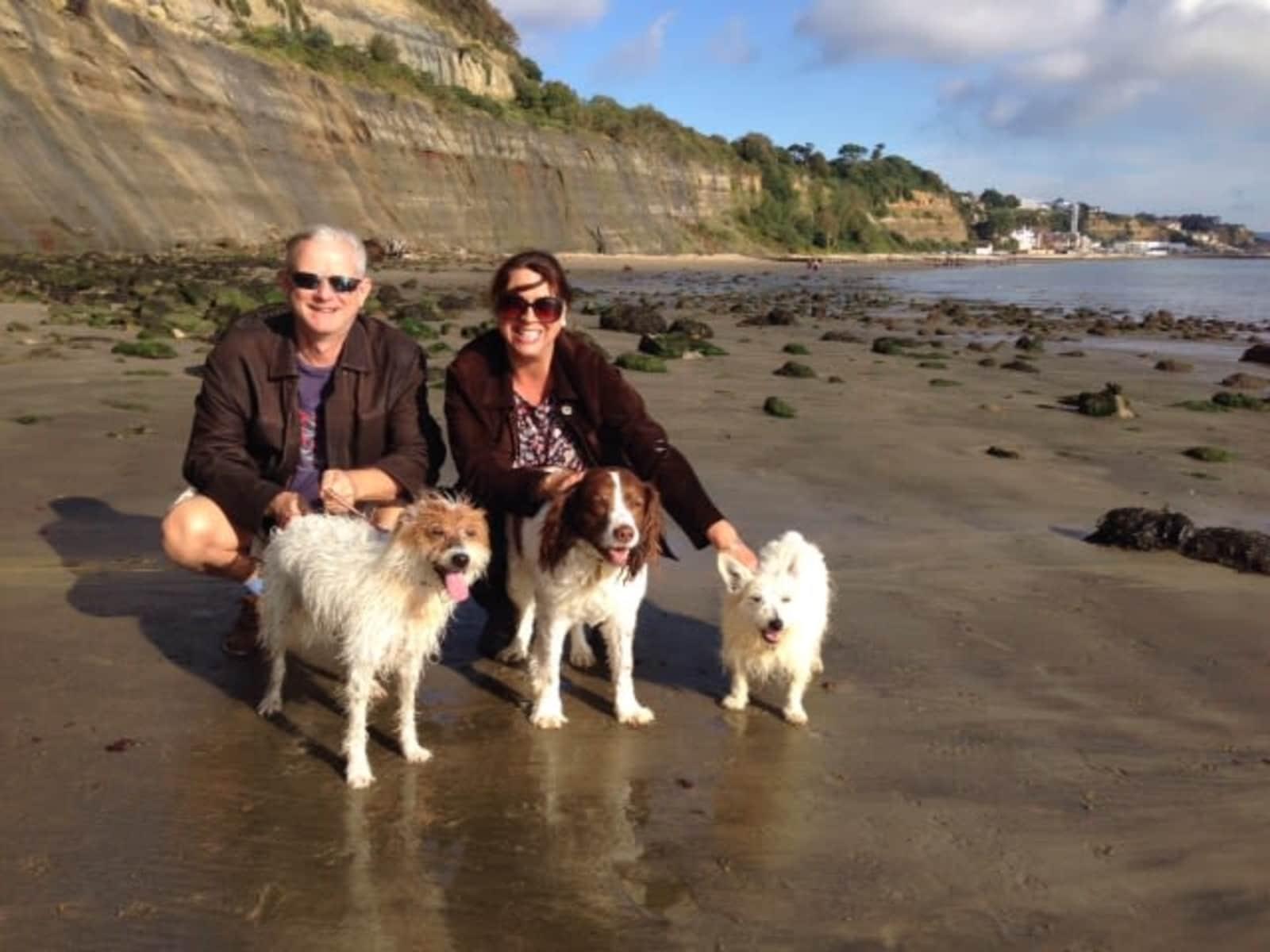 David and lisa & David from Taunton, United Kingdom