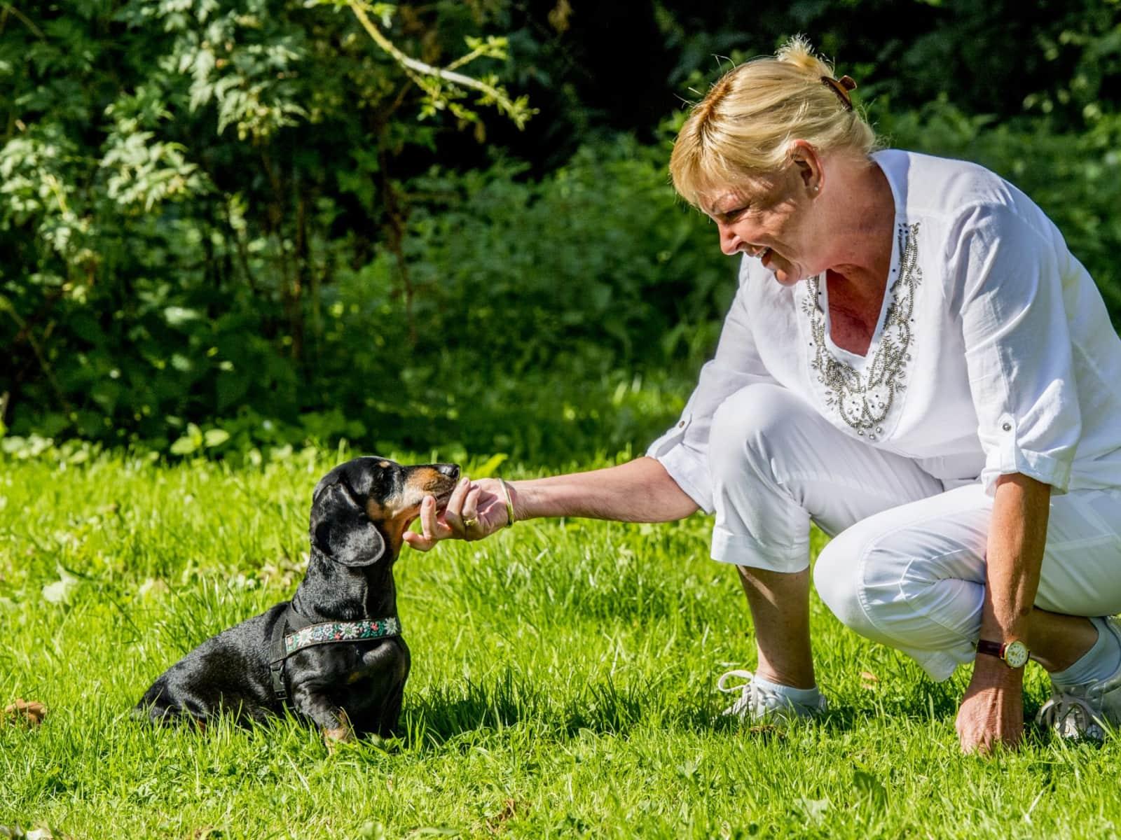Mieke & Bernhard from Arbon, Switzerland