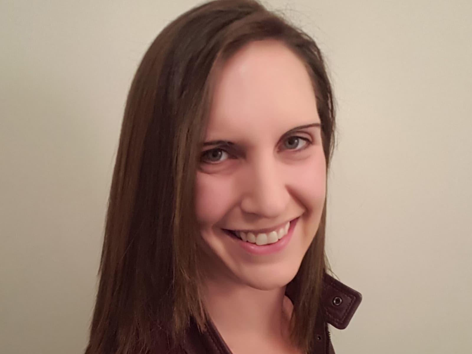 Lesley from Portland, Oregon, United States