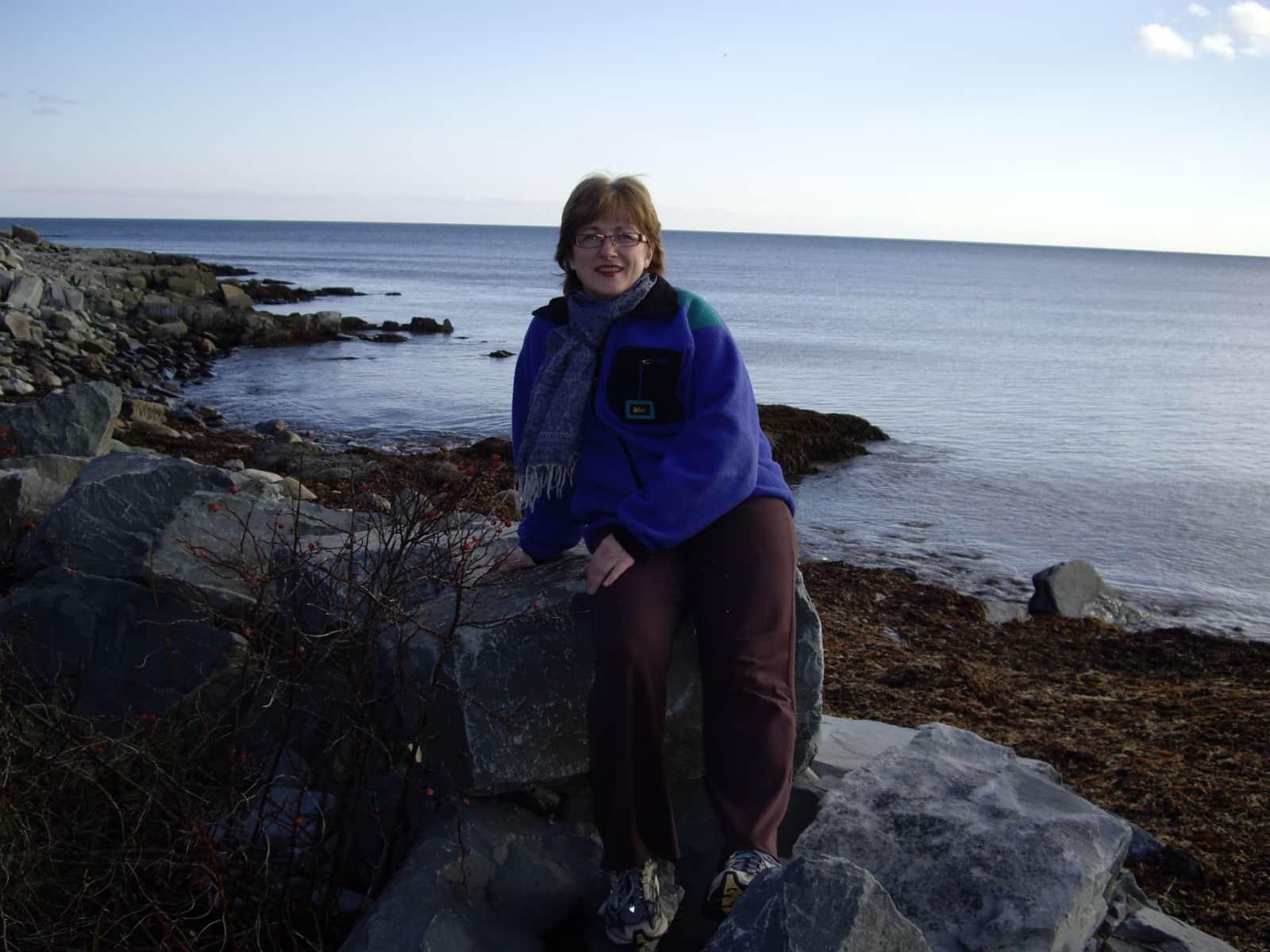Lyann from Halifax, Nova Scotia, Canada