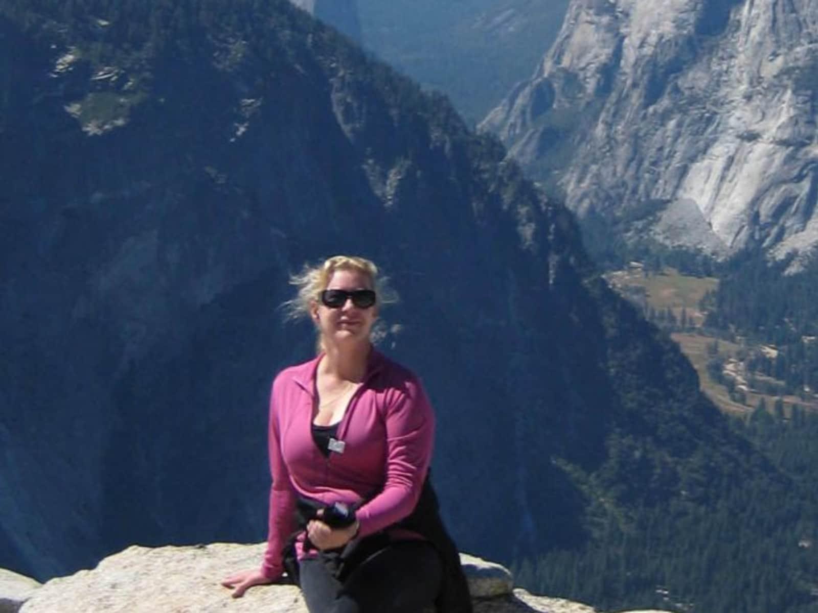 Elizabeth from Santa Fe, New Mexico, United States
