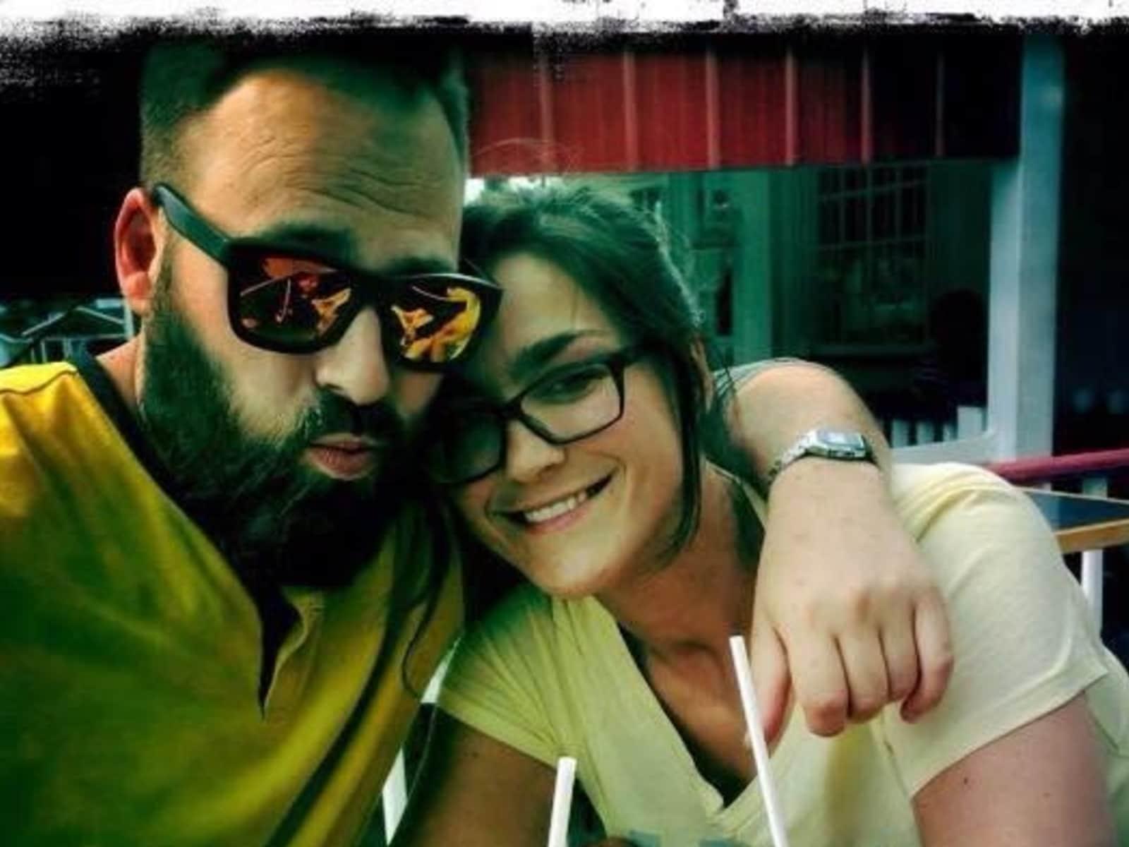 Olivier & Sarah from Montréal, Quebec, Canada