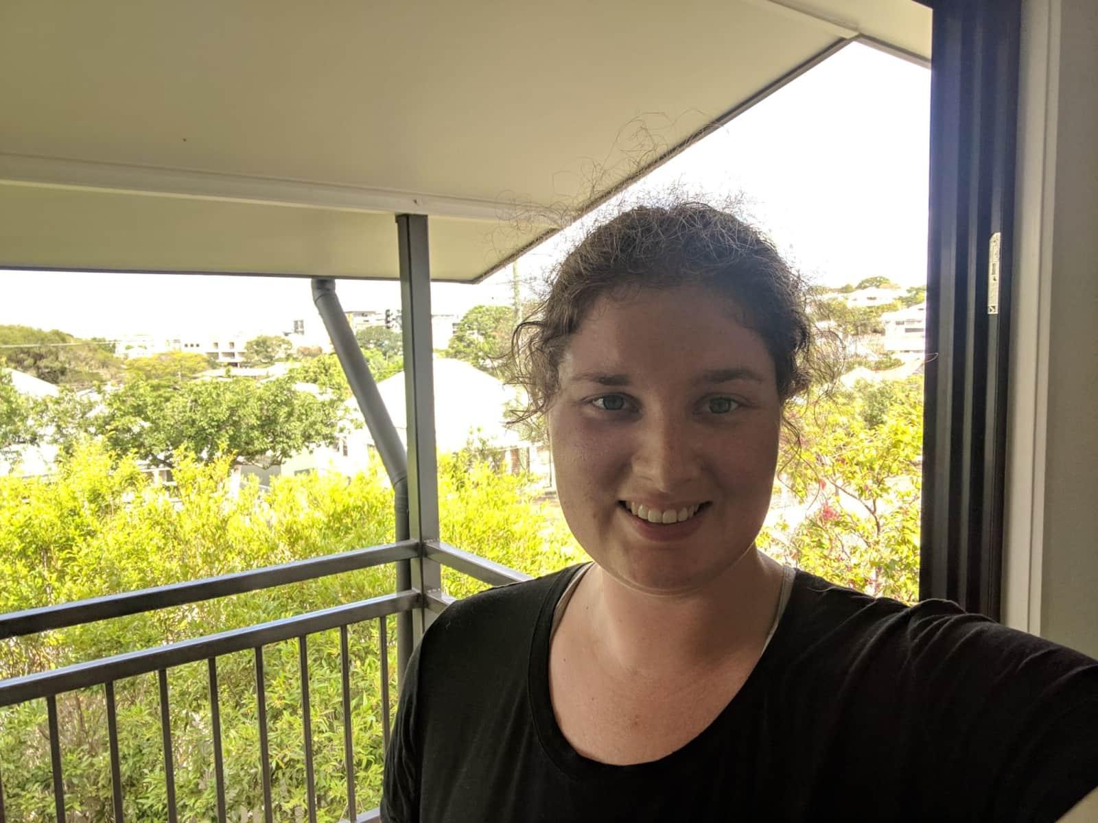 Bridget from Brisbane, Queensland, Australia